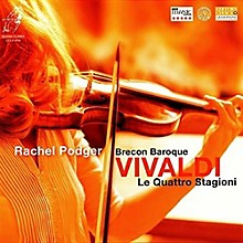 Rachel Podger - Vivaldi: Le Quattro Stagioni - The Four Seasons