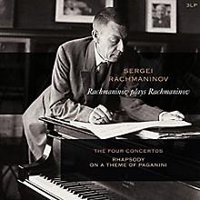 Rachmaninov - Rachmaninov Plays Rachmaninov: Piano Concertos 1-4
