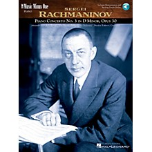 Music Minus One Rachmaninov Concerto No. 3 in D Minor, Op. 30 (3 CD Set) Music Minus One Series CD