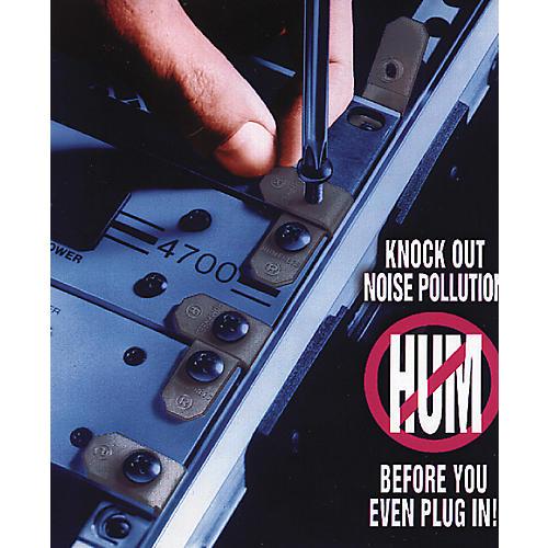 Humfrees Rack Isolation Tabs