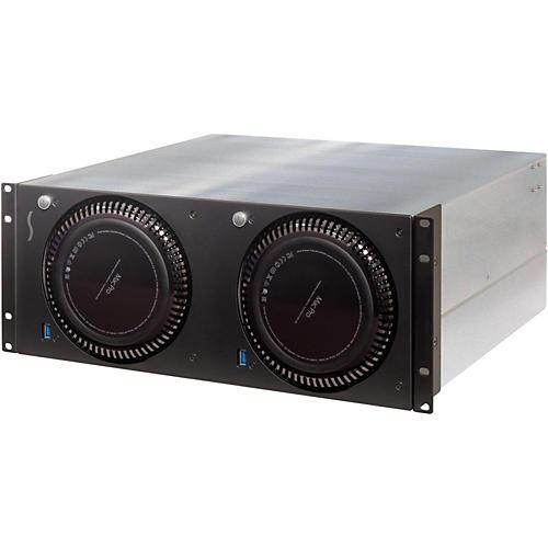 Sonnet RackMac Pro 4U Rackmount Enclosure for 2 MacPro Computers