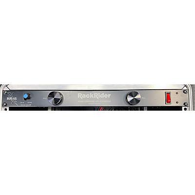 Furman Rackrider Power Conditioner