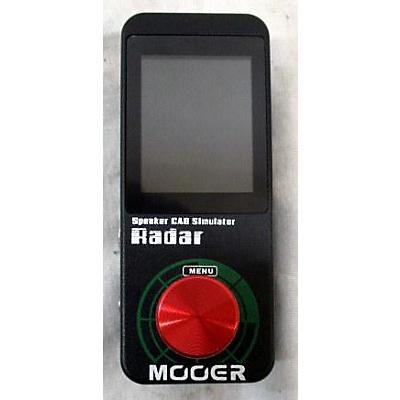 Mooer Radar Pedal