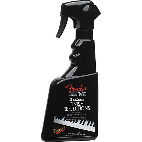 Fender Radiance Piano Finish Reflections by Meguiar's