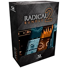 Sound Radix Radical Bundle 2 (Drum Leveler, Auto-Align, Pi, & Surfer EQ) Software Download