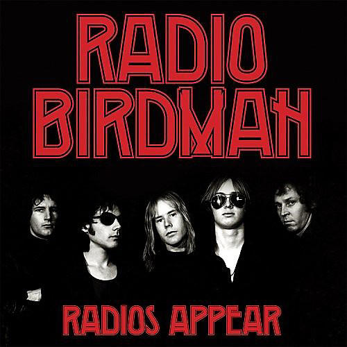 Alliance Radio Birdman - Radio's Appear (Trafalgar Version)