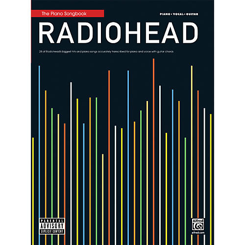 Alfred Radiohead - Piano Songbook