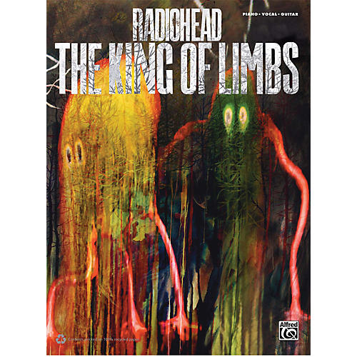 Alfred Radiohead - The King of Limbs Book