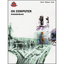 Alfred Radiohead OK Computer Guitar TAB