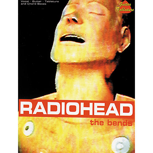 Alfred Radiohead The Bends Guitar TAB