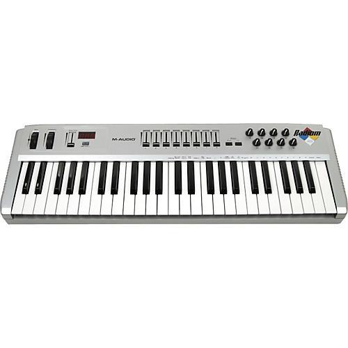 Radium49 49-Key USB MIDI Controller