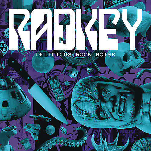 Alliance Radkey - Delicious Rock Noise