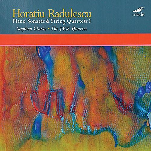 Alliance Radulescu - Piano Sonatas & String Quartets 1