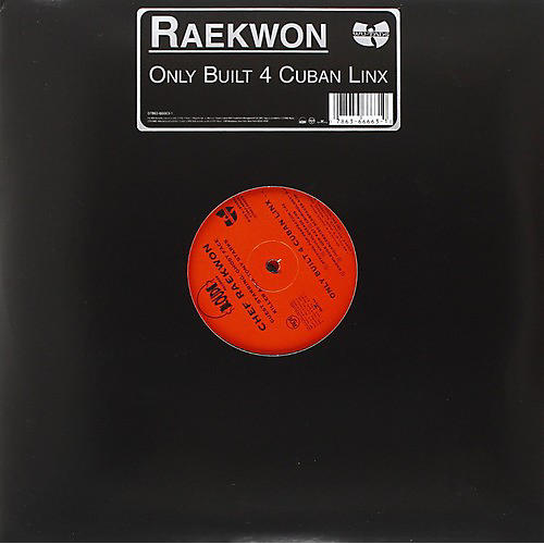 Alliance Raekwon - Only Built 4 Cuban Linx