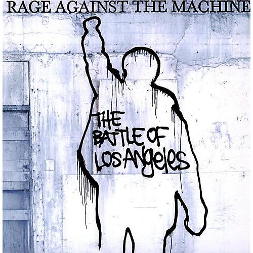 Alliance Rage Against the Machine - Battle of Los Angeles