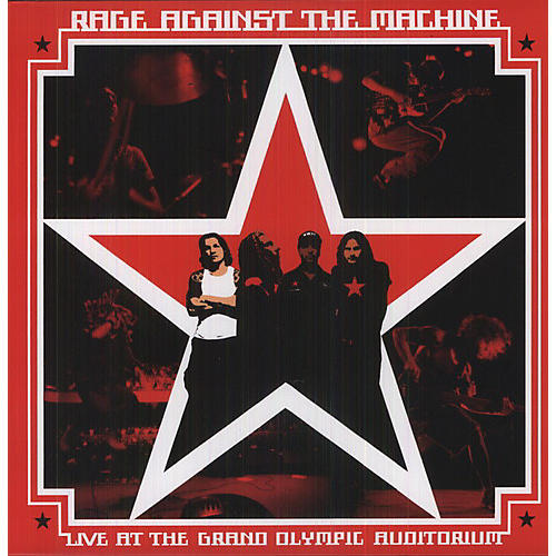 Alliance Rage Against the Machine - Live at the Grand Olympic Auditorium