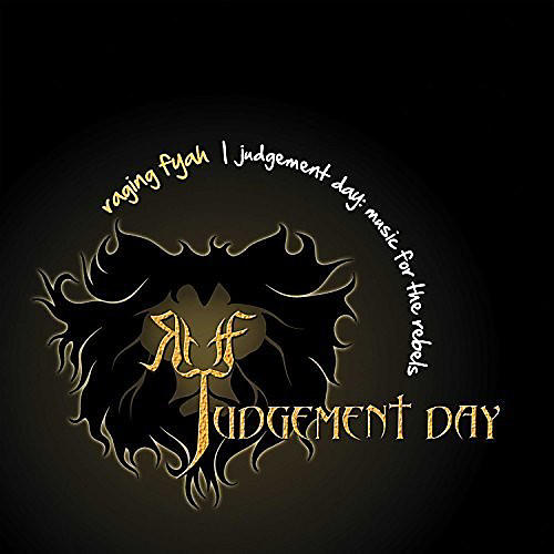 Alliance Raging Fyah - Judgement Day