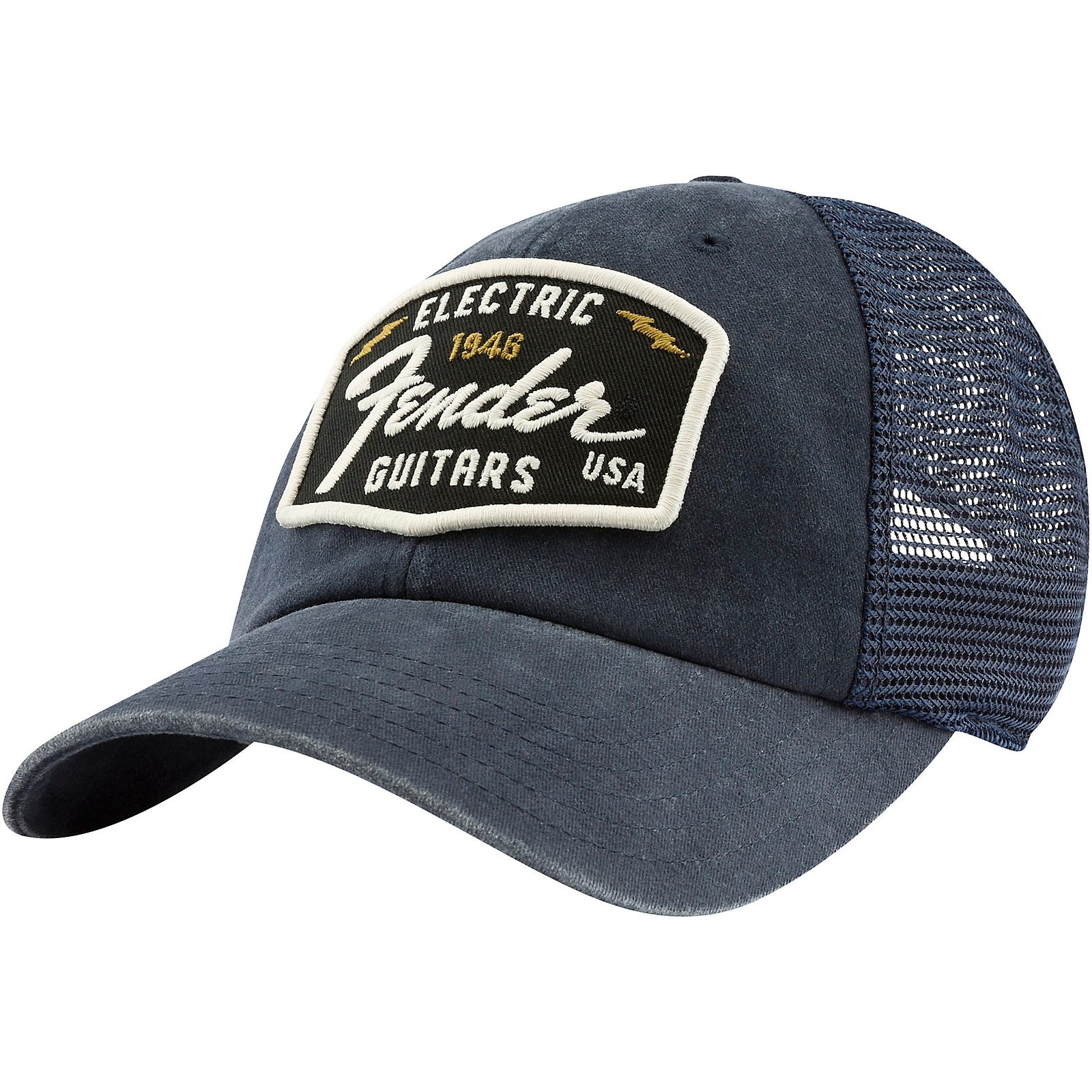 Fender Raglan Bones Electric Hat