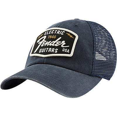 Fender Raglan Bones Electric Hat