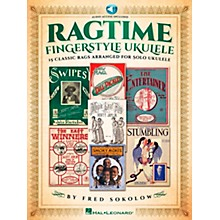 Hal Leonard Ragtime Fingerstyle Ukulele - 15 Classic Rags Arranged for Solo Ukulele