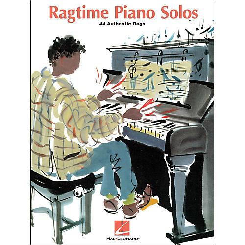 Hal Leonard Ragtime Piano Solos