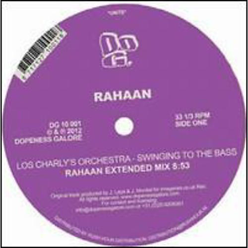 Alliance Rahaan - Swinging to the Bass