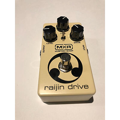 MXR Raijin Drive Custom Shop Effect Pedal