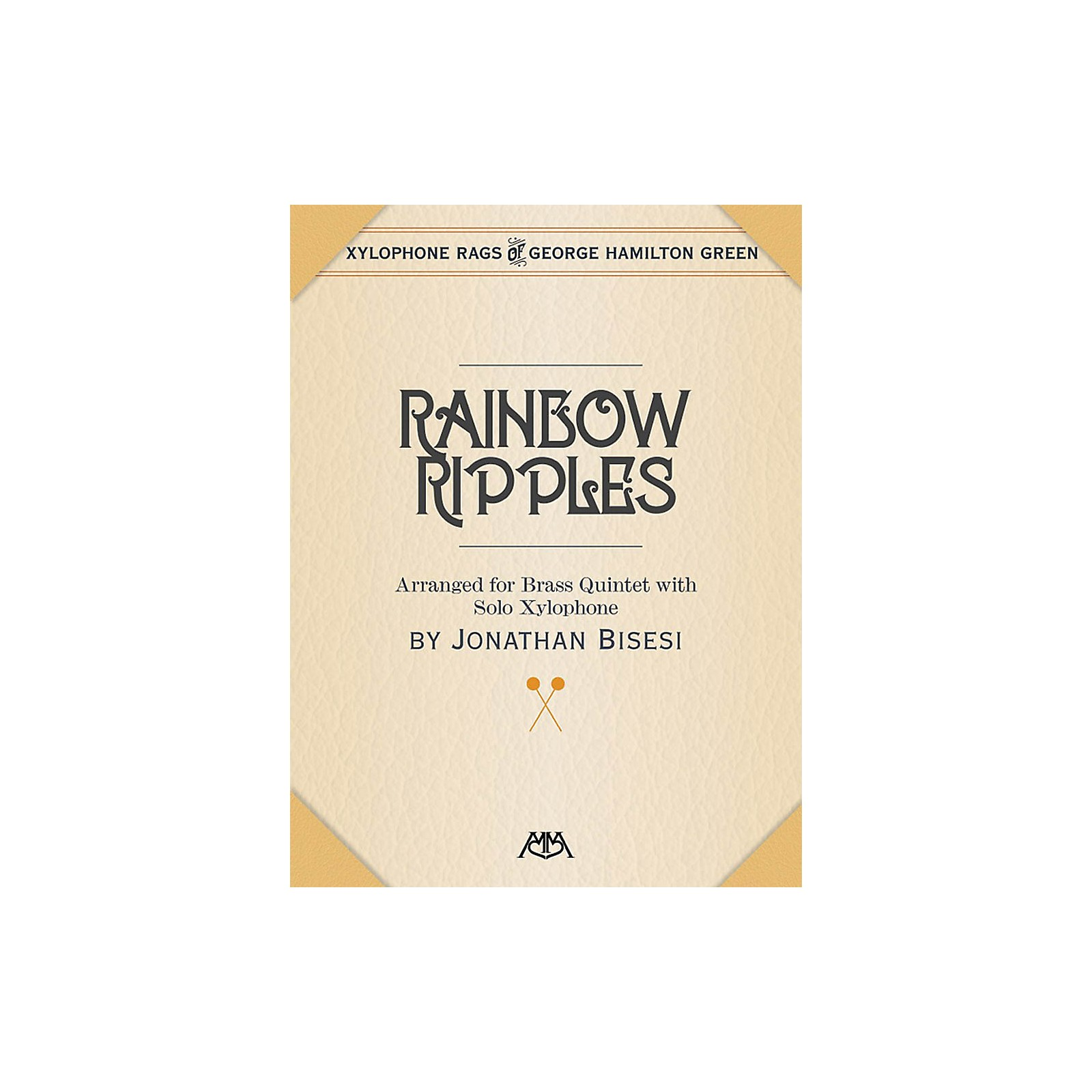 Meredith Music Rainbow Ripples Meredith Music Percussion Series Book  by George Hamilton Green