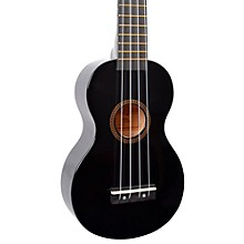 Rainbow Series MR1 Soprano Ukulele Black
