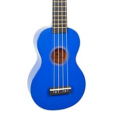 Rainbow Series MR1 Soprano Ukulele Blue