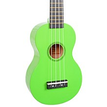Rainbow Series MR1 Soprano Ukulele Green