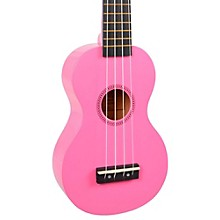 Rainbow Series MR1 Soprano Ukulele Pink