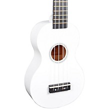 Rainbow Series MR1 Soprano Ukulele White