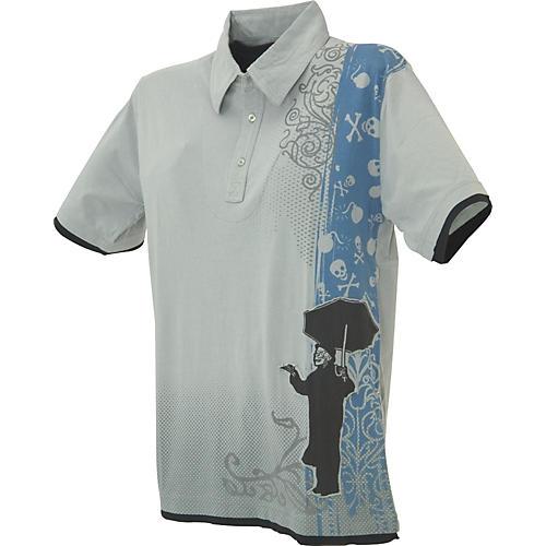 Dragonfly Clothing Rainman Men's Polo Shirt