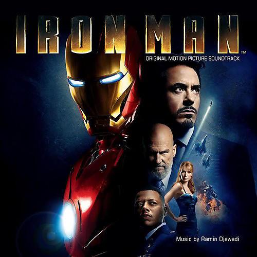 Alliance Ramin Djawadi - Iron Man (Score) (Original Soundtrack)