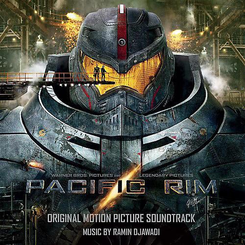 Alliance Ramin Djawadi - Pacific Rim (Original Soundtrack)