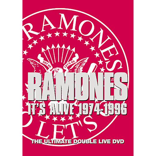 Alfred Ramones: It's Alive 1974-1996 2-DVD Set