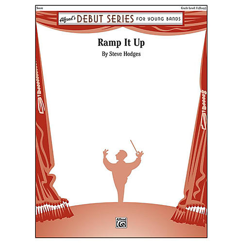 Alfred Ramp It Up Concert Band Grade 1 Set