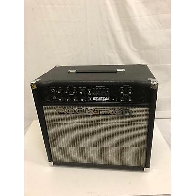 Rocktron Rampage Acoustic Acoustic Guitar Combo Amp