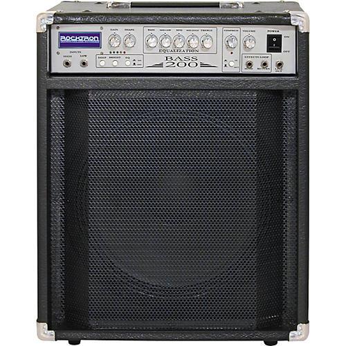 Rocktron Rampage Bass 200 1x15 Combo Amp