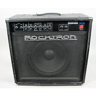 Rocktron Rampage Bass 60 Bass Combo Amp