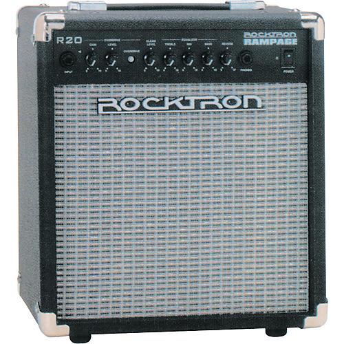 Rocktron Rampage R20 Amp
