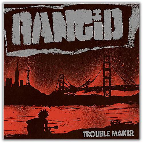 WEA Rancid - Trouble Maker (Includes Download) - Vinyl