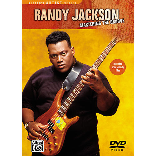 Alfred Randy Jackson Master Groove DVD