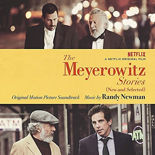 Randy Newman - Meyerowitz Stories (new & Selected) - Original Motion Picture