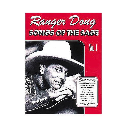 Centerstream Publishing Ranger Doug Songs Of The Sage Guitar Tab Songbook