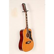 Open BoxEKO Ranger XII Vintage Reissue 12-String Dreadnought Acoustic-Electric Guitar