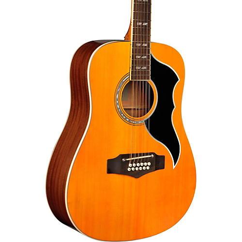 EKO Ranger XII Vintage Reissue 12-String Dreadnought Acoustic-Electric Guitar