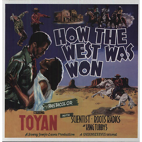 Alliance Ranking Toyan - How the West Was Won