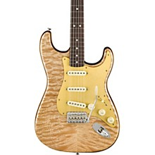 Fender Rarities Collection American Original '60s Quilt Maple Top Stratocaster Rosewood Neck Electric Guitar